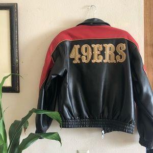 Jackets & Blazers - San Francisco 49ers jacket 🏈